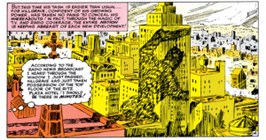 shadow of daredevil on city in daredevil 4