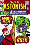 Tales To Astonish 60