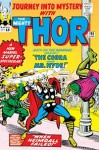 Journey Into Mystery 105 with the mighty thor
