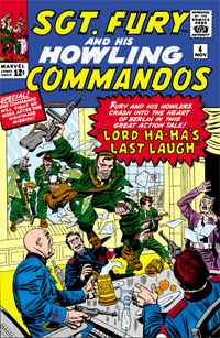 Sgt Fury And HIs Howling Commandos 4