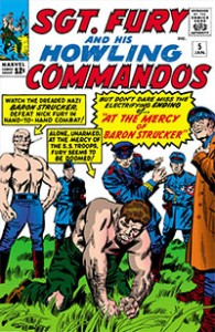 Sgt Fury And His Howling Commandos 5