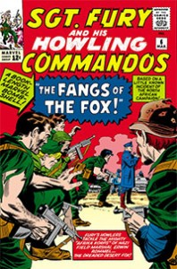 Sgt Fury And His Howling Commandos 6