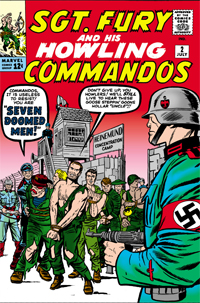 Sgt Fury and His Howling Commandos #2