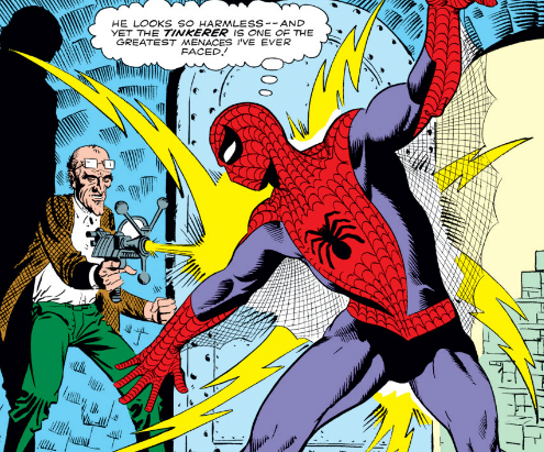 Spider-Man : Homecoming Spider-man-and-the-tinkerer