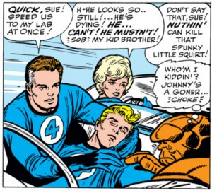 human torch in bed near death