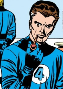 Mr. Fantastic From Fantastic Four #3